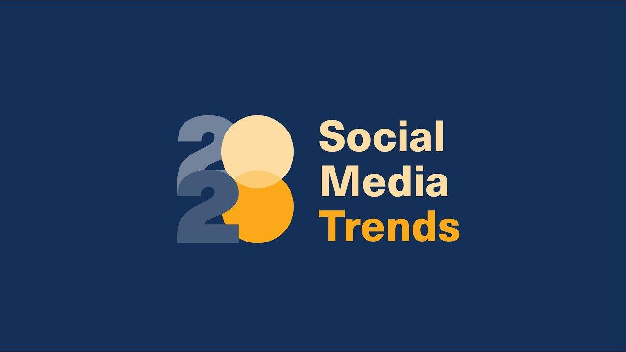 The Biggest Trends in Social Media Marketing 2020